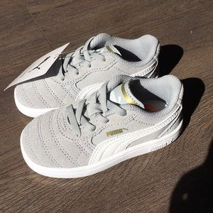 Brand New Puma Sneakers - Kids